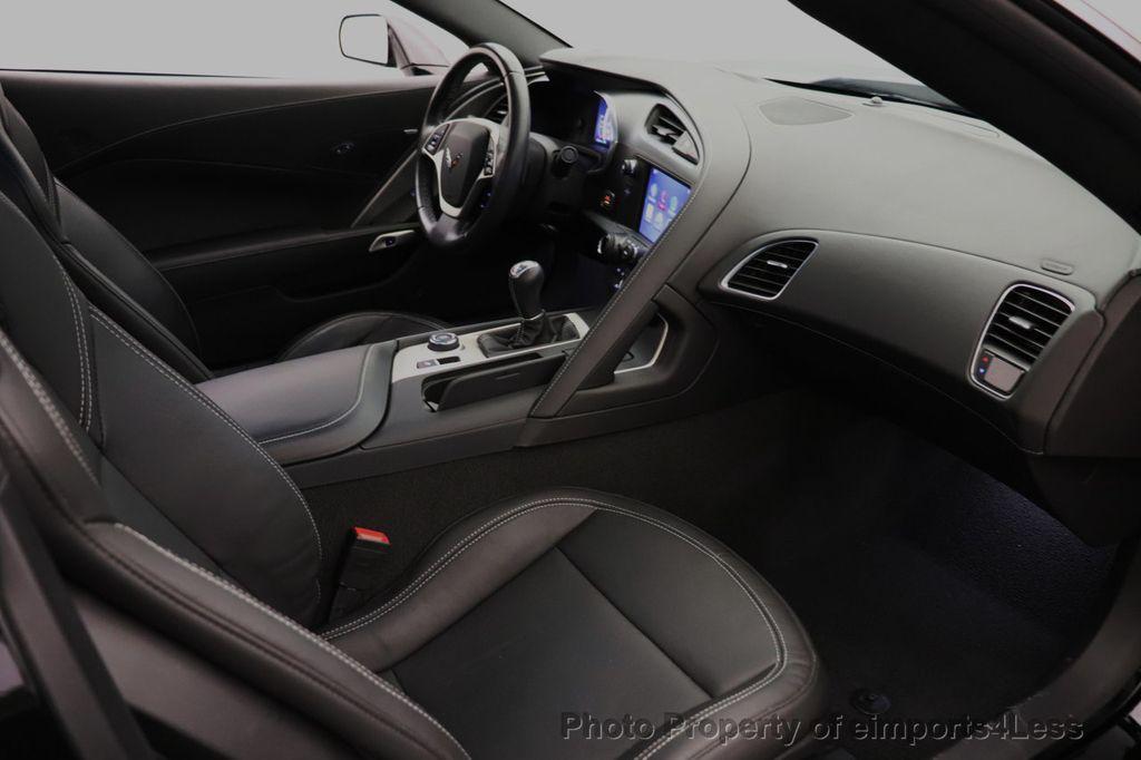 2015 Chevrolet Corvette CERTIFIED CORVETTE STINGRAY 1LT PERFORMANCE DATA WITH NAV - 18602957 - 44