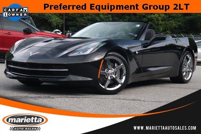 Used Corvette Stingray >> 2015 Used Chevrolet Corvette Stingray At Marietta Auto Sales Ga Iid 19231968