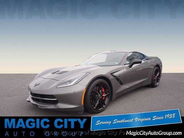 Used Corvette Stingray >> 2015 Used Chevrolet Corvette Stingray Z51 At Magic City Auto Group Serving Roanoke Lexington Covington Christiansburg Lynchburg And Surrounding