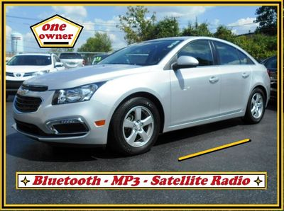 2015 Chevrolet CRUZE 4dr Sedan Automatic 1LT