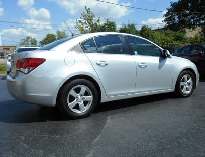 2015 Chevrolet CRUZE 4dr Sedan Automatic 1LT - Click to see full-size photo viewer
