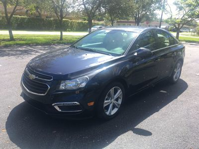 2015 Chevrolet CRUZE 4dr Sedan Automatic 2LT