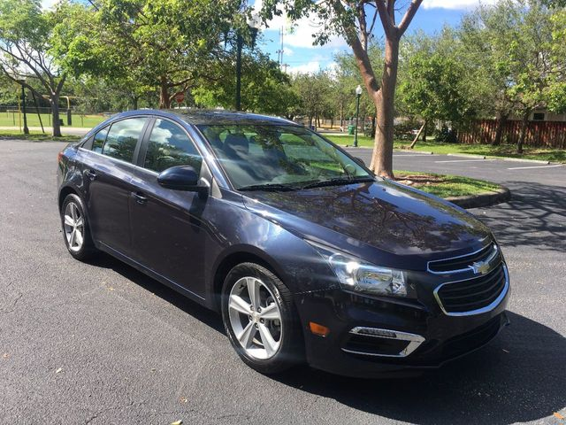 2015 Chevrolet CRUZE 4dr Sedan Automatic 2LT - Click to see full-size photo viewer