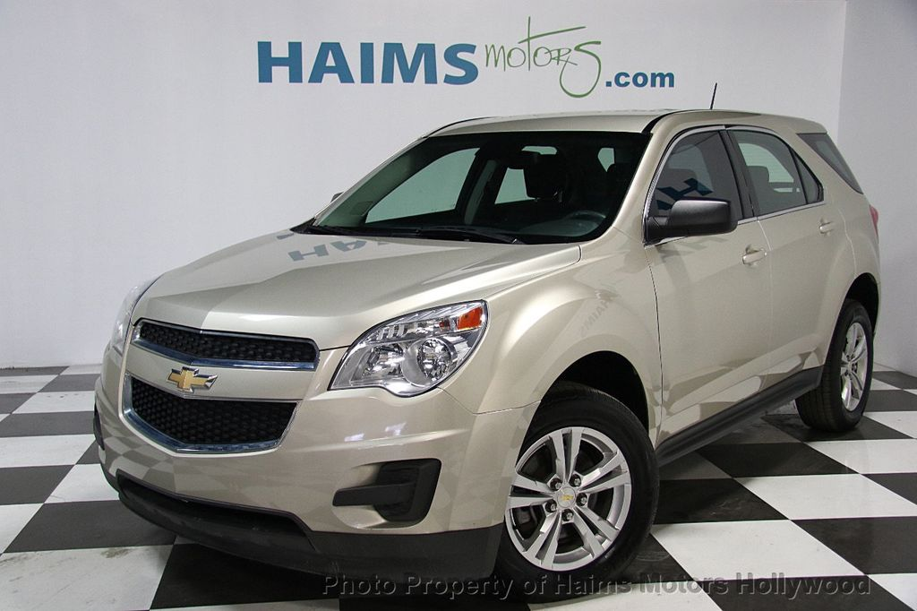 2015 used chevrolet equinox awd 4dr ls at haims motors. Black Bedroom Furniture Sets. Home Design Ideas