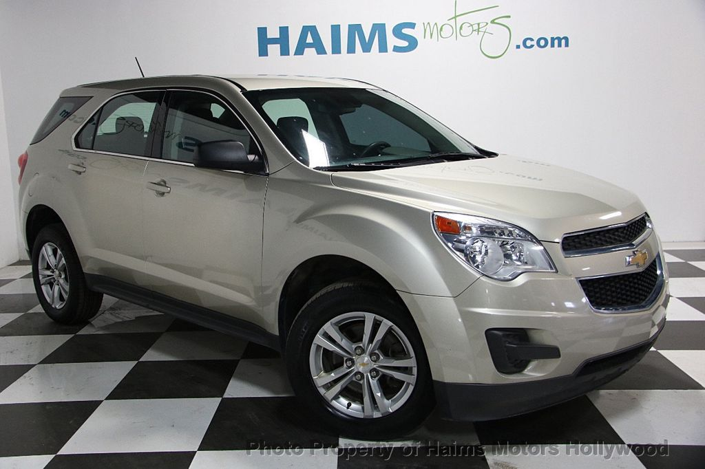 Used Chevy Equinox >> 2015 Used Chevrolet Equinox AWD 4dr LS at Haims Motors Serving Fort Lauderdale, Hollywood, Miami ...