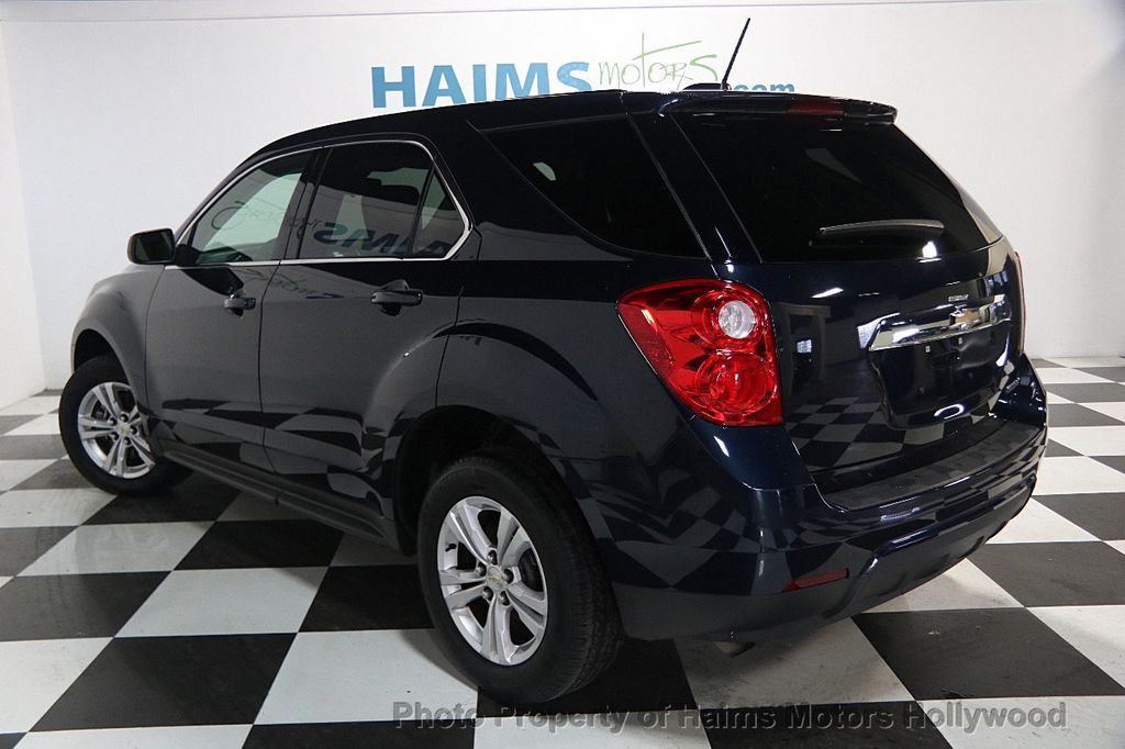 2015 used chevrolet equinox fwd 4dr ls at haims motors. Black Bedroom Furniture Sets. Home Design Ideas