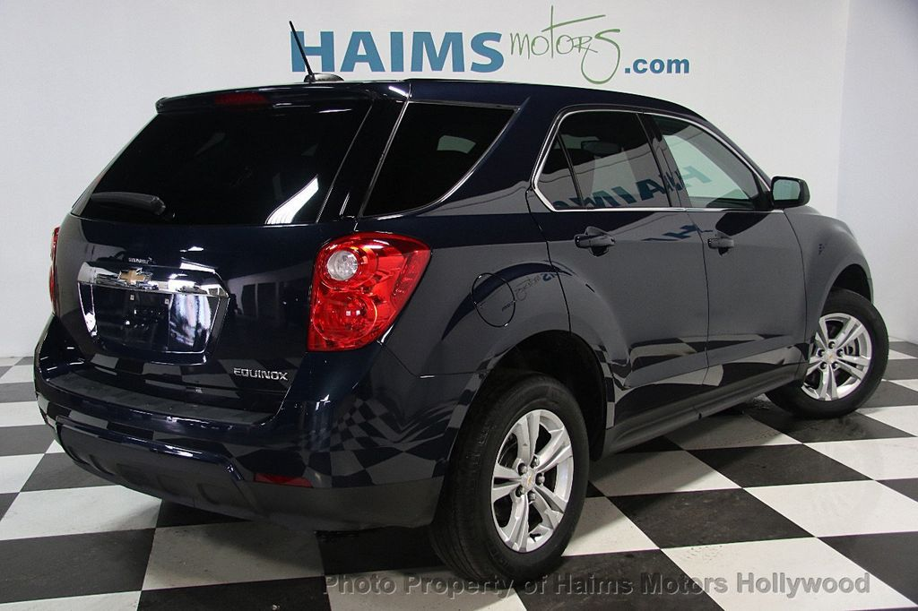 2015 used chevrolet equinox fwd 4dr ls at haims motors ft. Black Bedroom Furniture Sets. Home Design Ideas