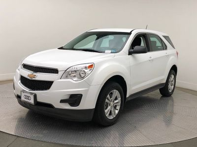 2015 Chevrolet Equinox FWD 4dr LS SUV - Click to see full-size photo viewer
