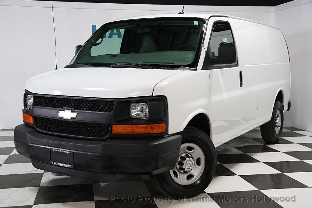 2015 used chevrolet express cargo van rwd 2500 135 at. Black Bedroom Furniture Sets. Home Design Ideas