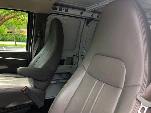 "2015 Chevrolet Express Cargo Van RWD 2500 135"" - Click to see full-size photo viewer"