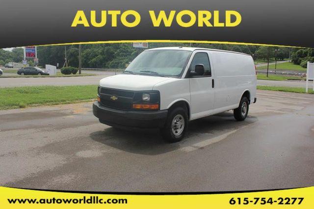 2015 Used Chevrolet Express Cargo Van RWD 2500 135