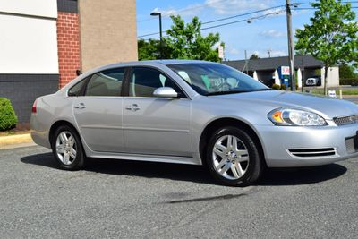 2015 Chevrolet Impala 4dr Sedan LT w/3LT - Click to see full-size photo viewer
