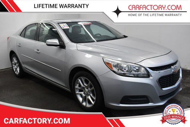 2015 Used Chevrolet Malibu 1lt Sedan 4 Dr At Car Factory Outlet Serving Miami Dade Broward Palm Beach Collier And Monroe County Fl Iid 19415266