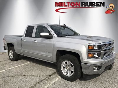 Used Chevrolet Silverado 1500 At Milton Ruben Superstore