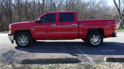 """2015 Chevrolet Silverado 1500 4WD Crew Cab 153.0"""" LS Truck"""