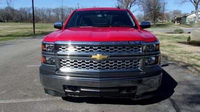 "2015 Chevrolet Silverado 1500 4WD Crew Cab 153.0"" LS - Click to see full-size photo viewer"