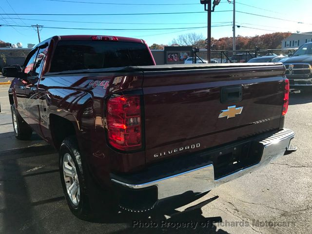 """2015 Chevrolet Silverado 1500 4WD Double Cab 143.5"""" LT w/1LT - Click to see full-size photo viewer"""
