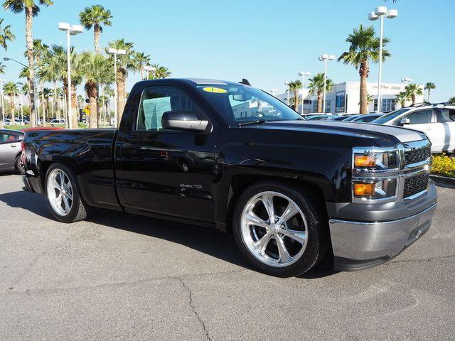 Chevy Las Vegas >> 2015 Chevrolet Silverado 1500 Ls Not Specified For Sale Las