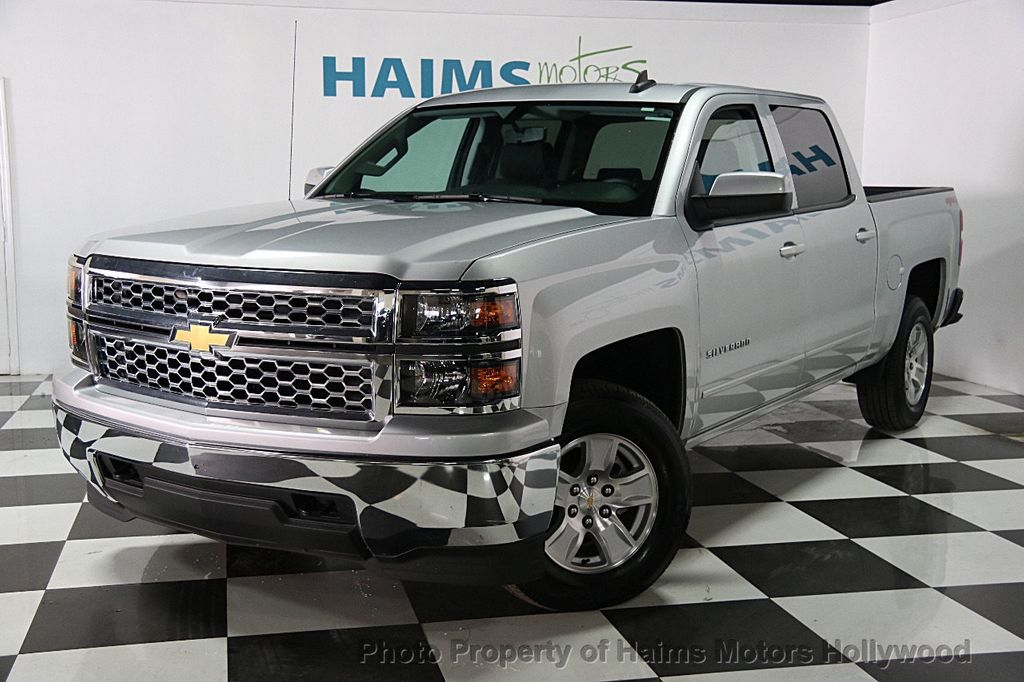 2015 used chevrolet silverado 1500 lt at haims motors serving fort lauderdale hollywood miami. Black Bedroom Furniture Sets. Home Design Ideas