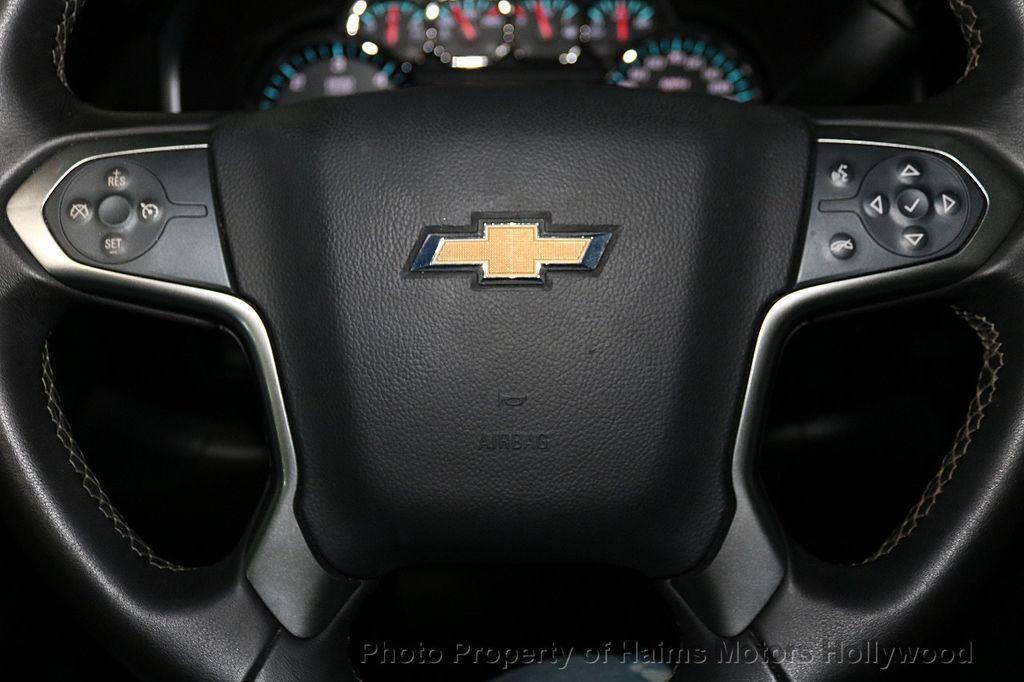 2015 Chevrolet Silverado 1500 LT - 18241614 - 25