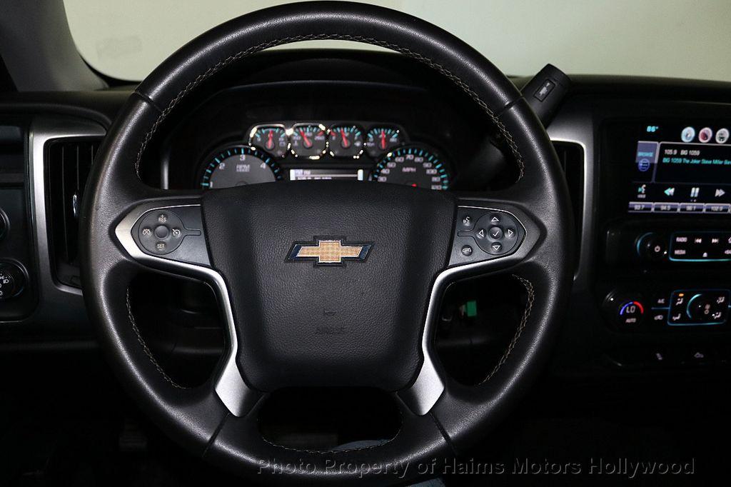 2015 Chevrolet Silverado 1500 LT - 18241614 - 26