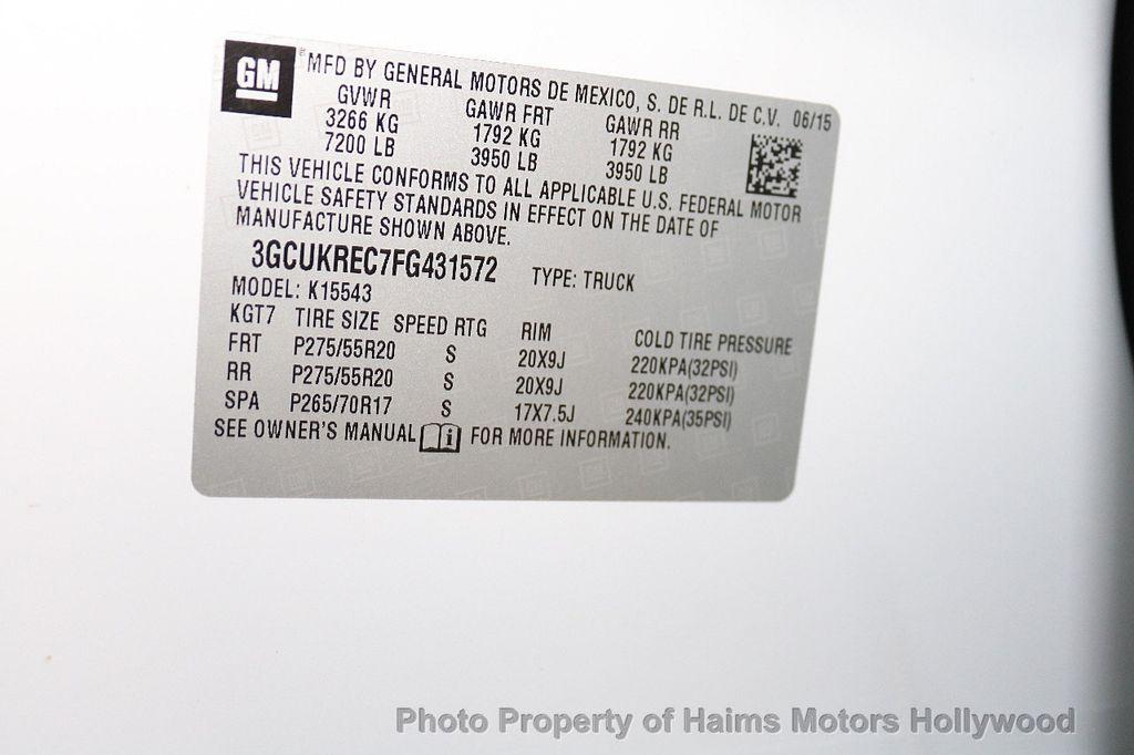 2015 Chevrolet Silverado 1500 LT - 18241614 - 32