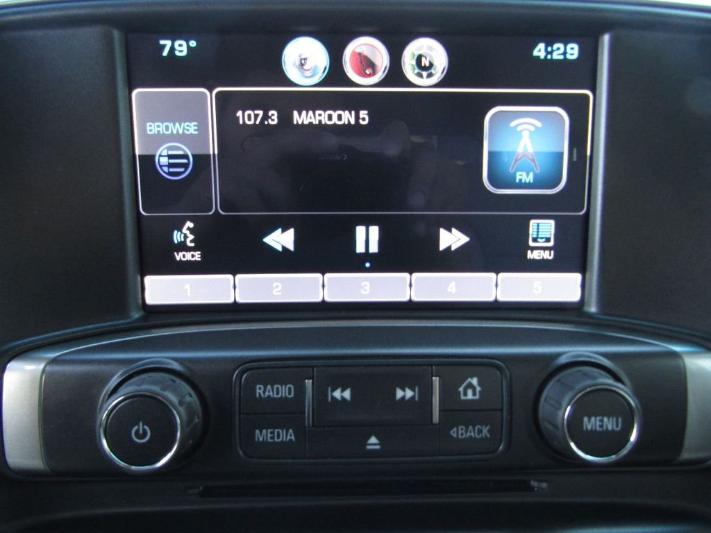 2015 Chevrolet Silverado 1500 LTZ - 17891865 - 19