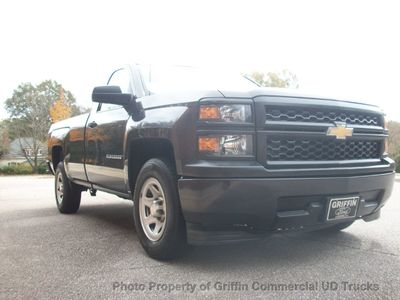 2015 Chevrolet SILVERADO 1500HD 285HP AUTOMATIC - Click to see full-size photo viewer