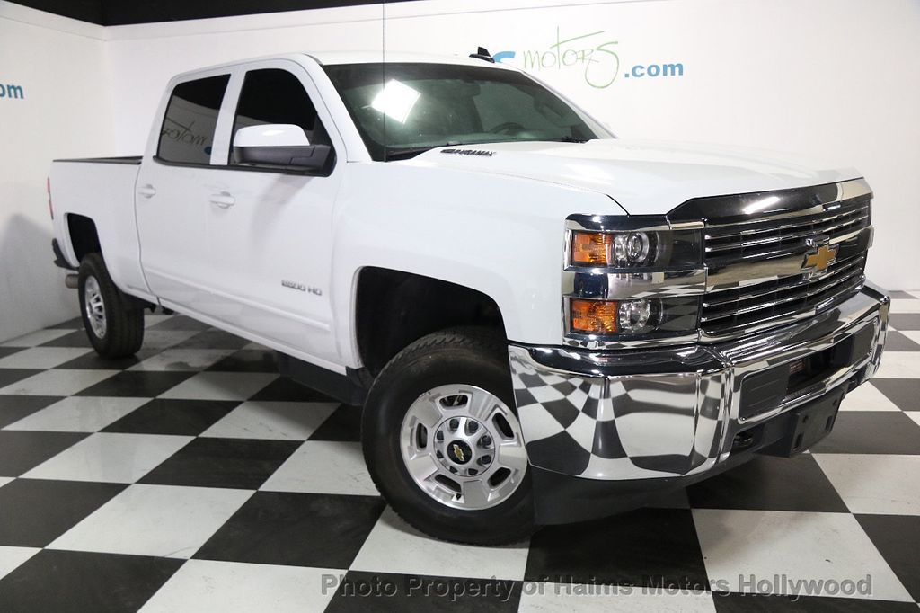 2015 used chevrolet silverado 2500hd 4wd crew cab 153 7 lt at haims motors serving fort. Black Bedroom Furniture Sets. Home Design Ideas