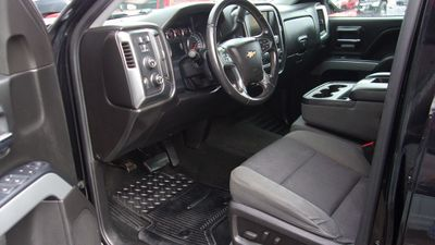 2015 Chevrolet Silverado 3500HD 4WD CREW CAB LTZ Z71 - Click to see full-size photo viewer