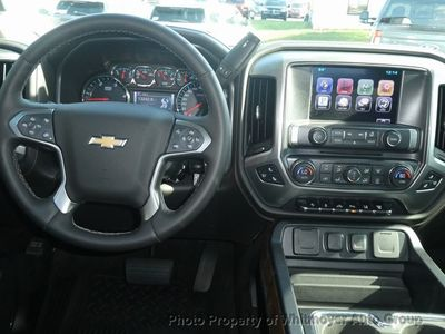 2015 Chevrolet Silverado 3500HD LTZ - Click to see full-size photo viewer