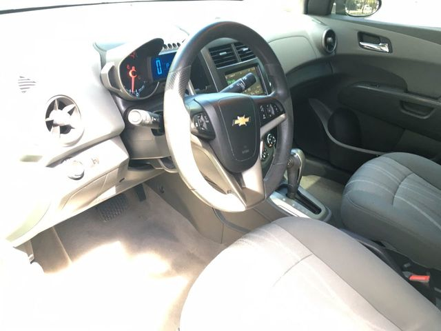 2015 Chevrolet Sonic 4dr Sedan Automatic LT - Click to see full-size photo viewer