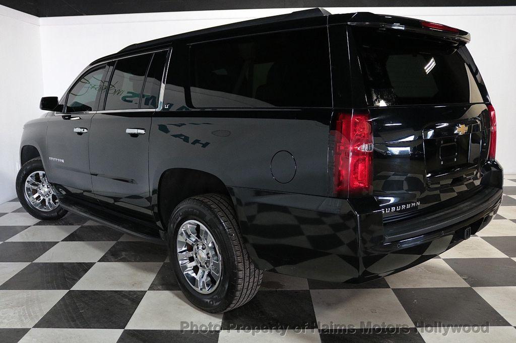 2015 Chevrolet Suburban 2WD 4dr LT - 18327136 - 4