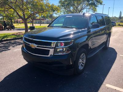 2015 Chevrolet Suburban 2WD 4dr LT SUV
