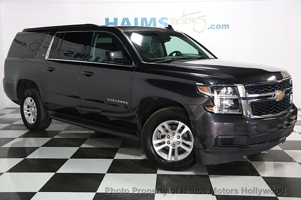 2015 used chevrolet suburban lt at haims motors serving. Black Bedroom Furniture Sets. Home Design Ideas