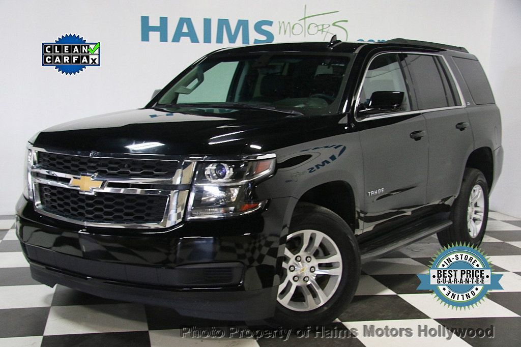 2015 Chevrolet Tahoe 2WD 4dr LS - 18240454 - 0