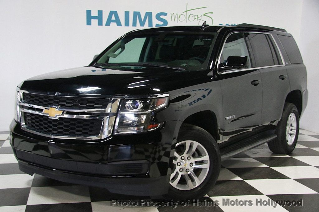 2015 Chevrolet Tahoe 2WD 4dr LS - 18240454 - 1