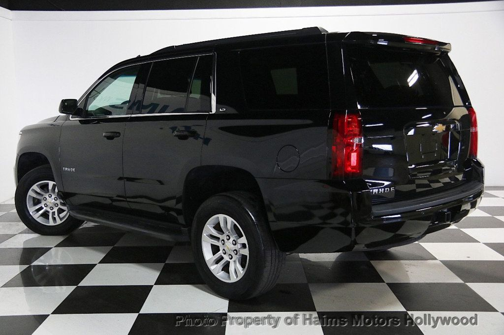 2015 Chevrolet Tahoe 2WD 4dr LS - 18240454 - 4