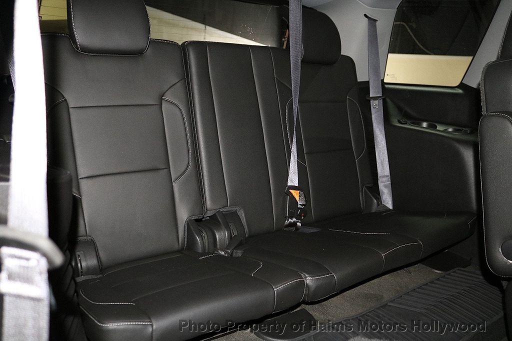 2015 Chevrolet Tahoe 2WD 4dr LT - 18477448 - 17
