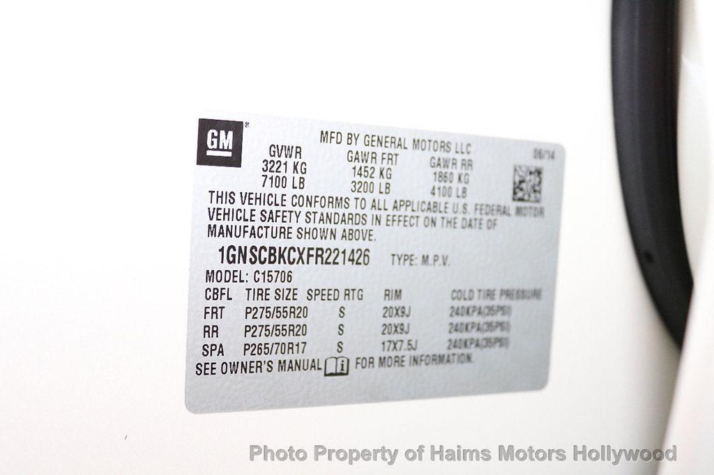 2015 Chevrolet Tahoe 2WD 4dr LT - 18477448 - 39