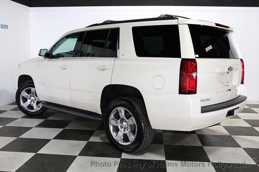 2015 Chevrolet Tahoe 2WD 4dr LT - 18477448 - 4