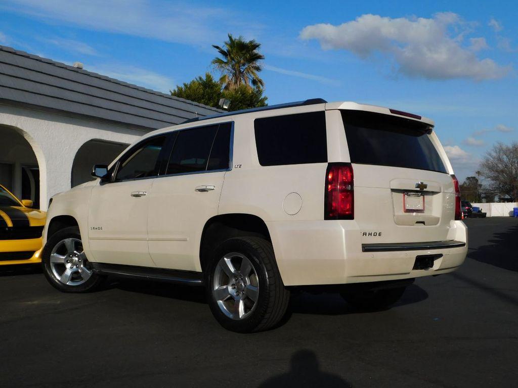 2015 Chevrolet Tahoe 2WD 4dr LTZ - 18668492 - 4
