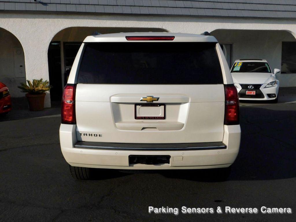 2015 Chevrolet Tahoe 2WD 4dr LTZ - 18668492 - 5