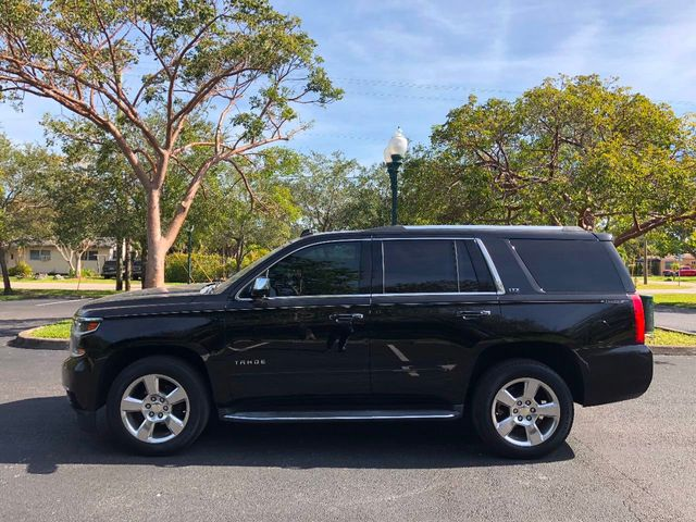 2015 Chevrolet Tahoe 2WD 4dr LTZ - Click to see full-size photo viewer