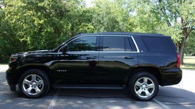 2015 Chevrolet Tahoe 4WD 4dr LT SUV