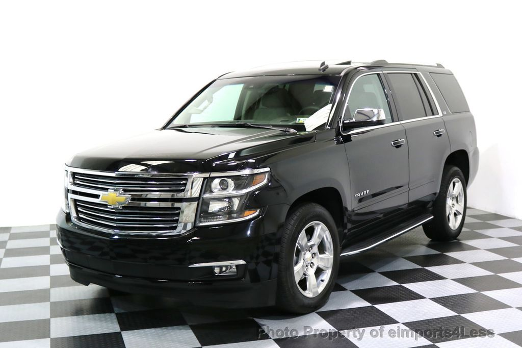 2015 chevrolet tahoe certified tahoe 4x4 ltz navi camera blind spot suv for sale in perkasie pa. Black Bedroom Furniture Sets. Home Design Ideas