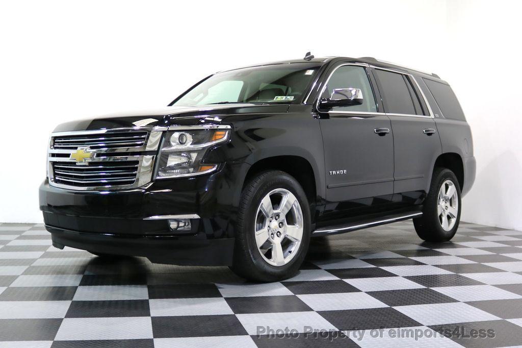 14 Tahoe Ltz For Sale >> 2015 Chevrolet Tahoe CERTIFIED TAHOE 4X4 LTZ NAVI CAMERA BLIND SPOT SUV for Sale in Perkasie, PA ...
