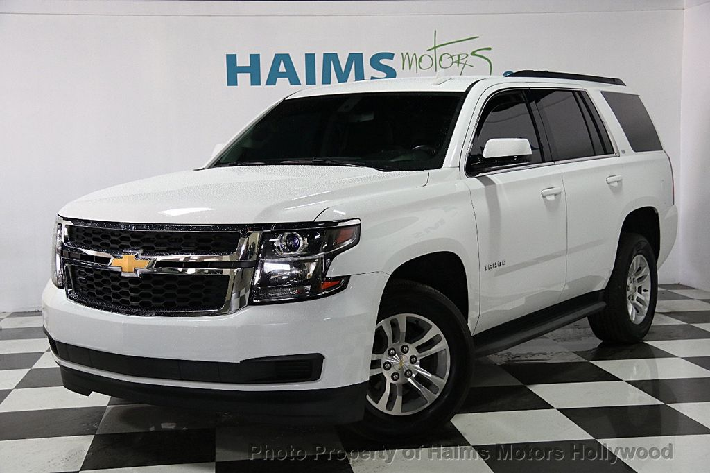 2015 used chevrolet tahoe ls at haims motors serving fort lauderdale hollywood miami fl iid. Black Bedroom Furniture Sets. Home Design Ideas