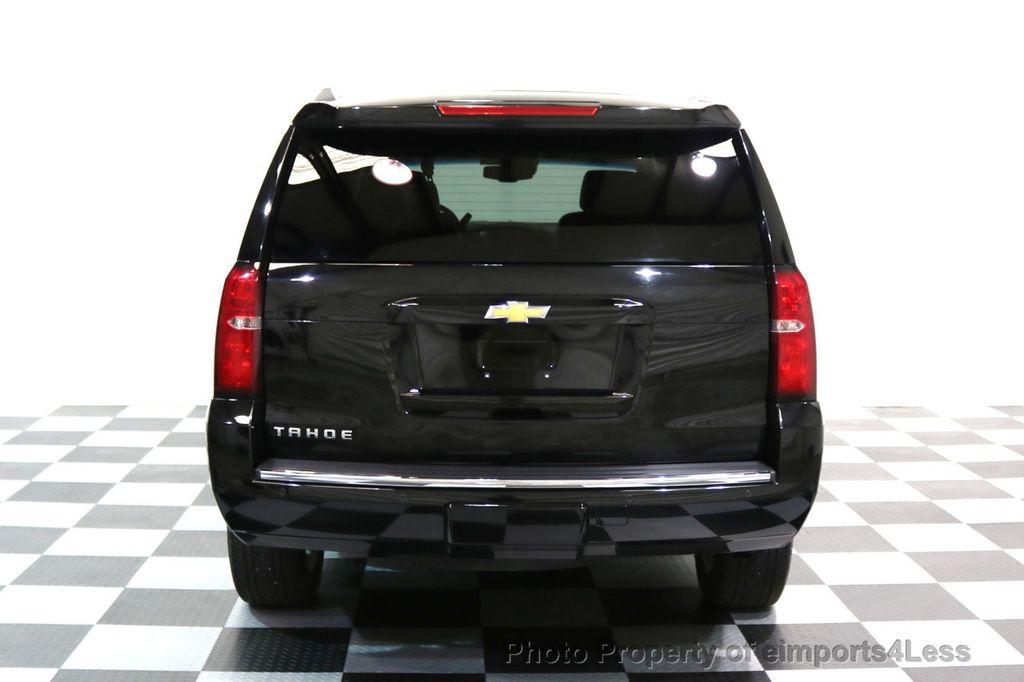 2015 Chevrolet Tahoe TAHOE 4X4 LTZ NAVIGATION CAMERA BLIND SPOT - 17143759 - 29