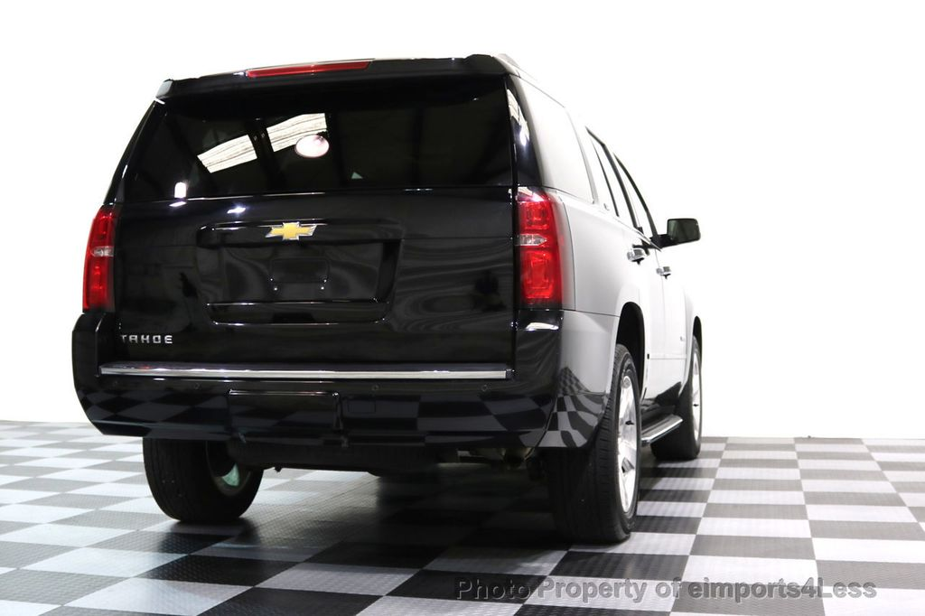 2015 Chevrolet Tahoe TAHOE 4X4 LTZ NAVIGATION CAMERA BLIND SPOT - 17143759 - 30